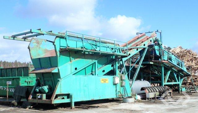 Maskin Mekano LS 30-MT 13-14D Sikt (Rep.objekt) - 97