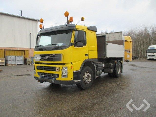 Volvo FM12  AVKORT 4x2 Flak (Med TMA skydd) - 04