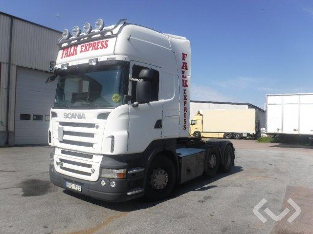Scania R500LA MNA 6x2/4 Dragbil - 08