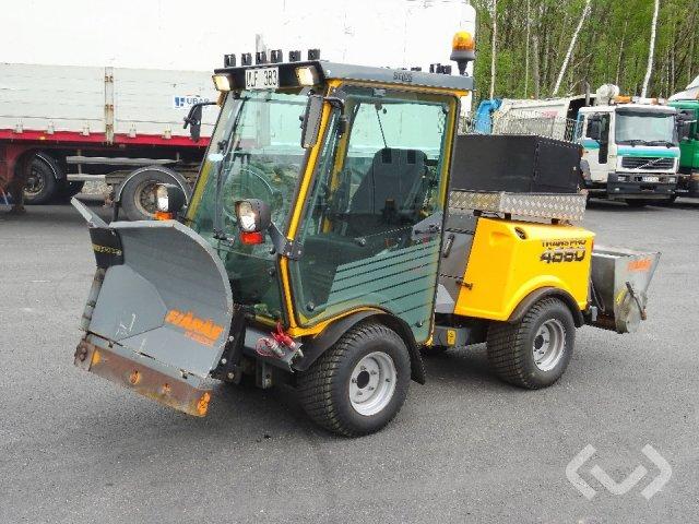 BELOS 4560 Transpro med tvättvagn, lastare + skopa, plog & spridare (rep.obj) - 13
