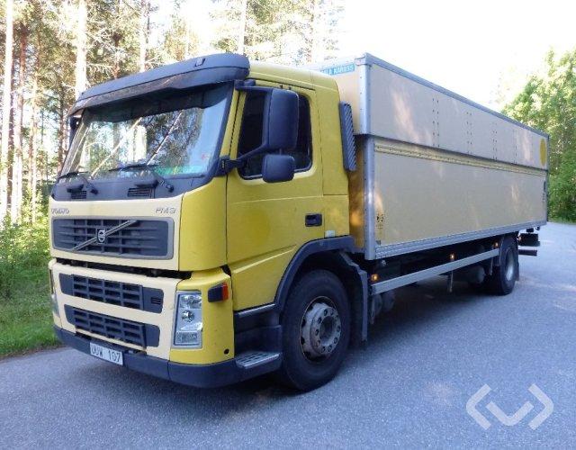 Volvo FM9 (Export only) 4x2 Skåp (höj/sänkbart+bg-lyft) - 04