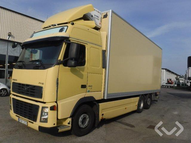 Volvo FH16-540 6x2 Skåp (kylaggregat+bg-lyft) - 08