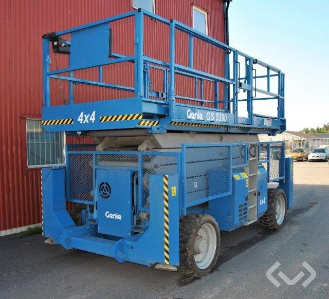 Genie GS 5390 Saxlift 4x4 - 06
