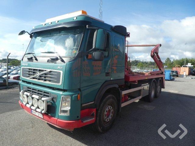 Volvo FM340 6x2 Liftdumper - 07