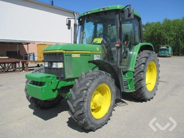 John Deere 6100 Traktor - 93