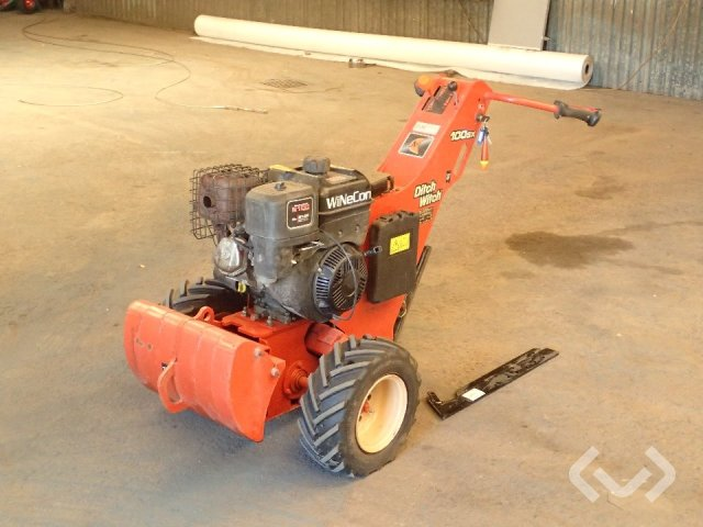 Ditch Witch 100SX Kabelplog / Vibratorplog - 16