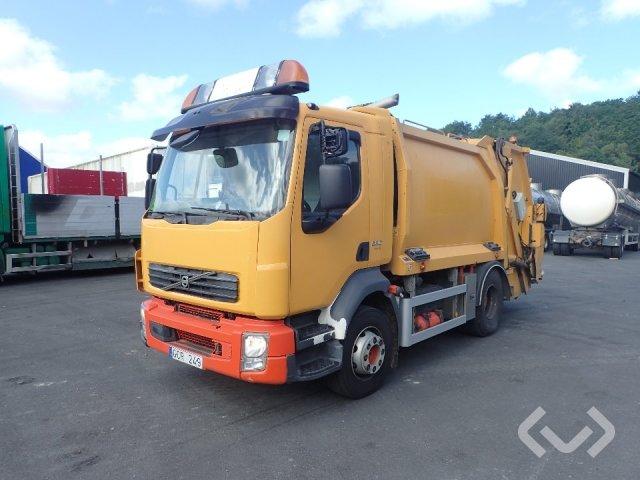 Volvo FLL280 HP 42R 4x2 Sopbil (baklastare) - 07
