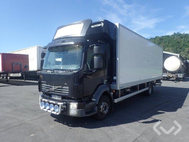 Volvo FL240(Euro 5) (No Export) 4x2 Skåp (kylaggregat+bg-lyft) - 10