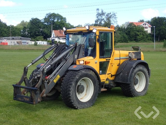 Lundberg 345Ls Lastmaskin - 04
