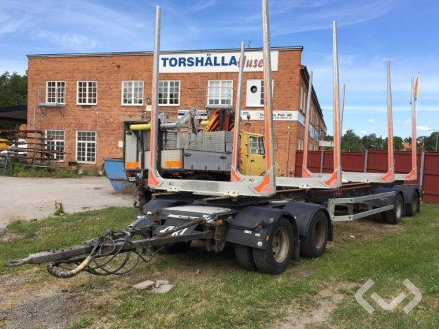 Jyki V42-TO 4-axlar Timmersläp - 10