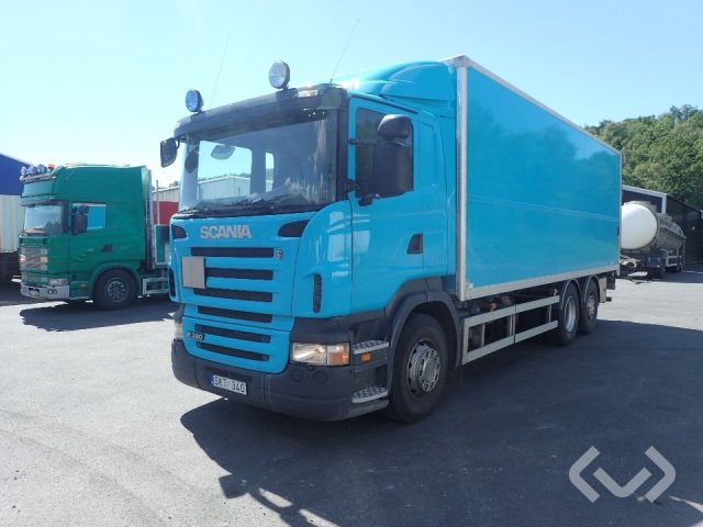 Scania R380LB MNB (Export only) 6x2 Skåp (bg-lyft) - 07