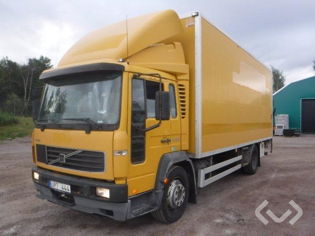 Volvo FL6 H 4x2 Skåp (bg-lyft) - 04