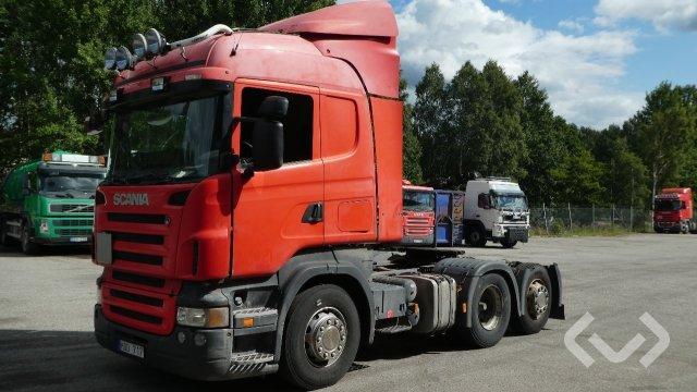 Scania R470LAMNA 6x2 Dragbil - 07