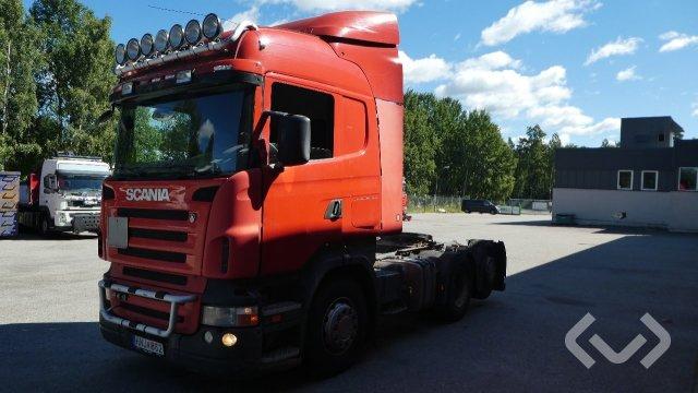 Scania R470LA MNA 6x2 Dragbil - 07