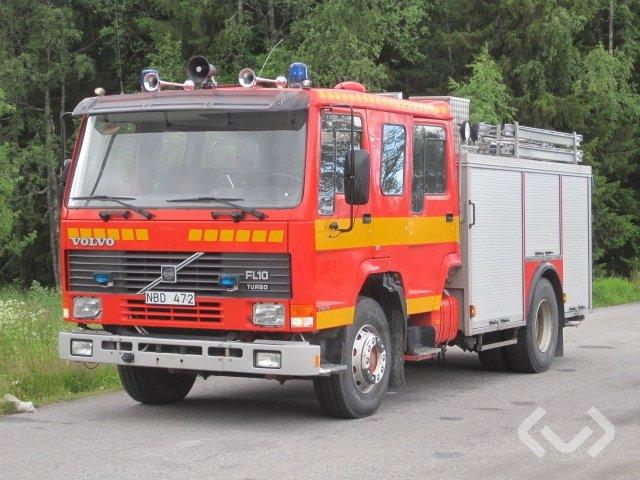 Volvo FL10 4x2 Brandfordon (släckbil) - 88