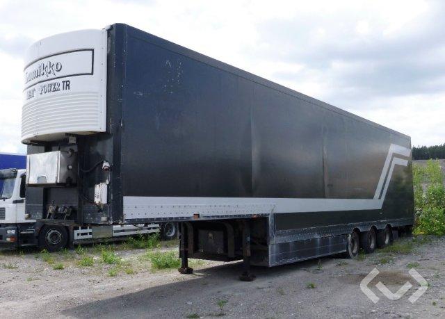 Närko 2PP3-UKRGS45EJ-365 3-axlar Skåptrailer (kylaggregat) - 96