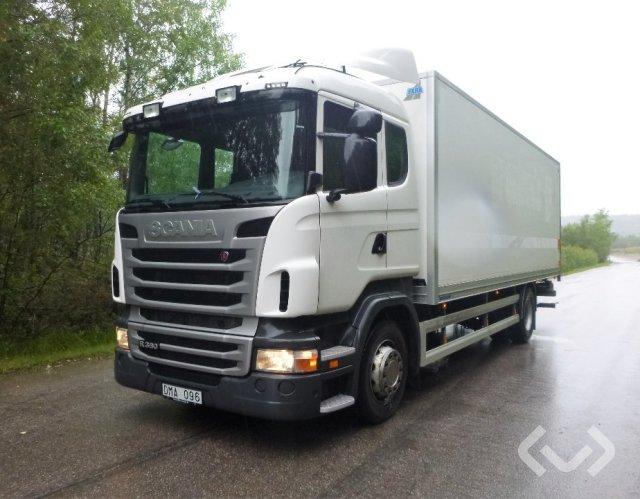 Scania R360LB HNA 4x2 Skåp (bg-lyft) - 12
