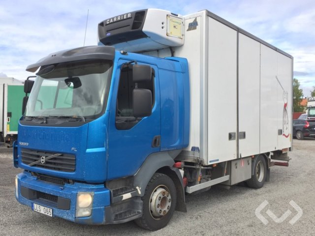 Volvo FL240 4x2 Skåp (kylaggregat+bg-lyft) - 08