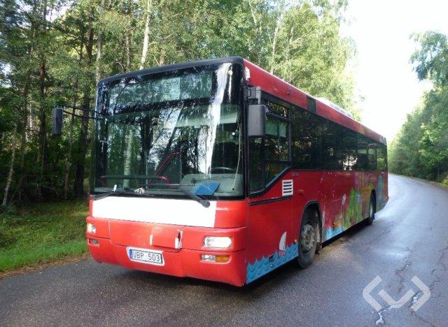 MAN A72 2-axlar Buss - 03
