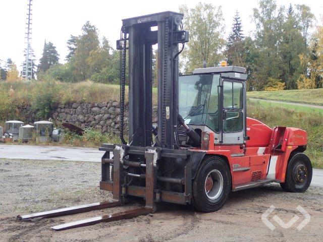 Kalmar DCE 160 -12 truck (Rep.objekt) - 07