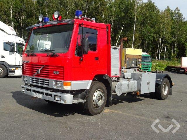 Volvo FL10 4x2 Lastväxlare - 89