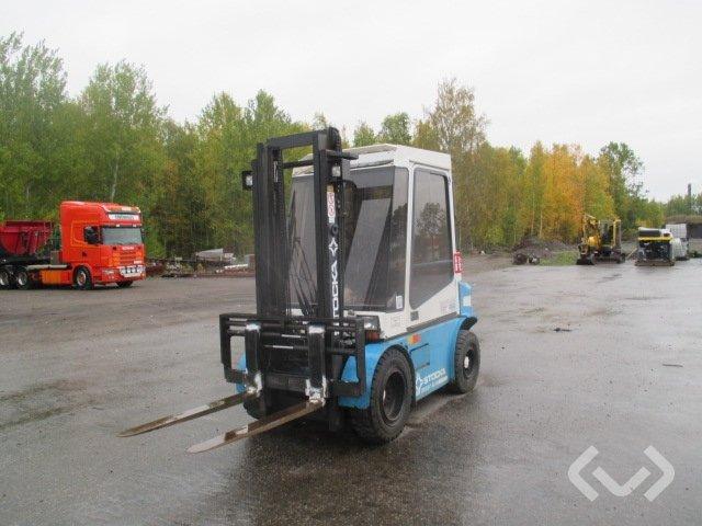 Stocka 3-500 DSH 3.3VL truck (diesel) - 03