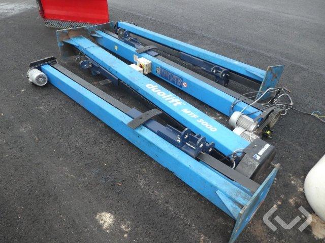 Hofmann Duolift MTF 3000 2 st