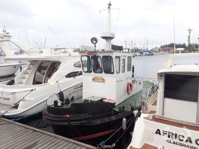 Jerfeds Mek Verkstad Tugg, Arbetsbåt / Bogserbåt - 51