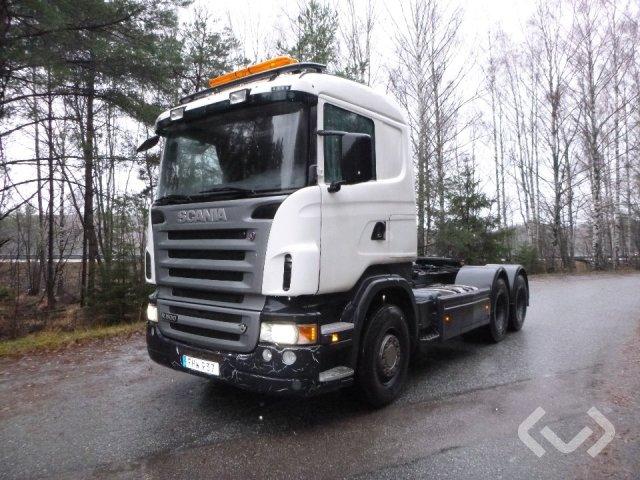 Scania R500LBHHA 6x4 Dragbil - 08
