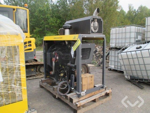 Atlas Copco Power Pack borrmotor (ny) - 12
