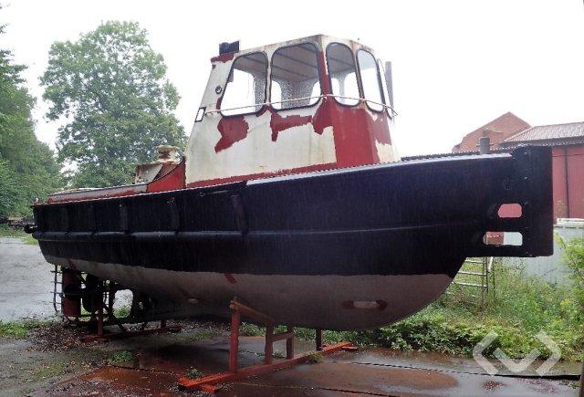 Lidwalls Motorbåt 40, Bogserbåt / arbetsbåt - 79