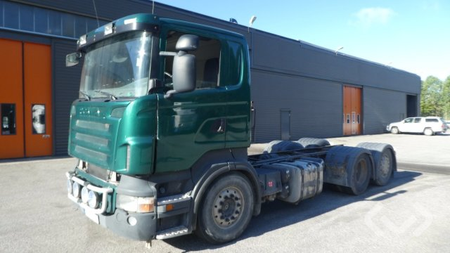 Scania R480LBMNB 6x2*4 Chassi - 07