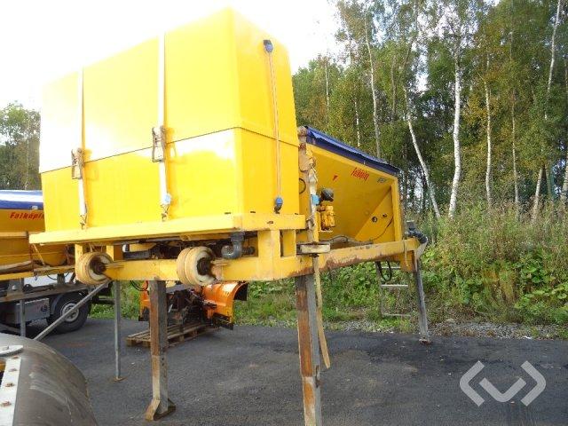 Friggeråkers Verkstäder AB C-3 Saltspridare med styrenhet - 02