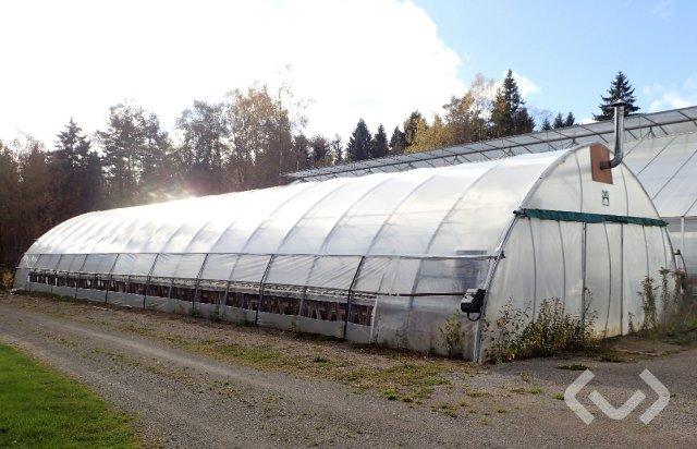 190 m2 Växthus i plast - 00