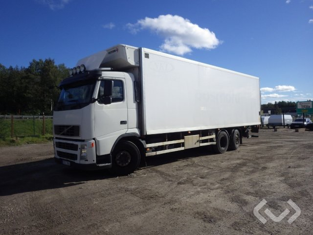 Volvo FH440 6x2 Skåp (kylaggregat+bg-lyft) - 08
