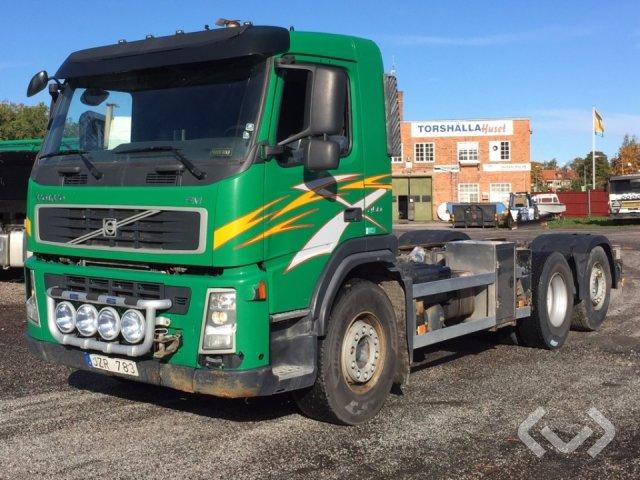 Volvo FM460 6x2 Chassi - 09