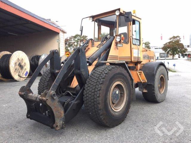 Ljungby 1221 Hjullastare med skopa - 85