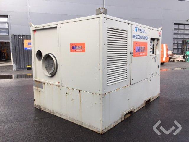 Tiegel THK 380 varmluftspanna 380 kW - 09
