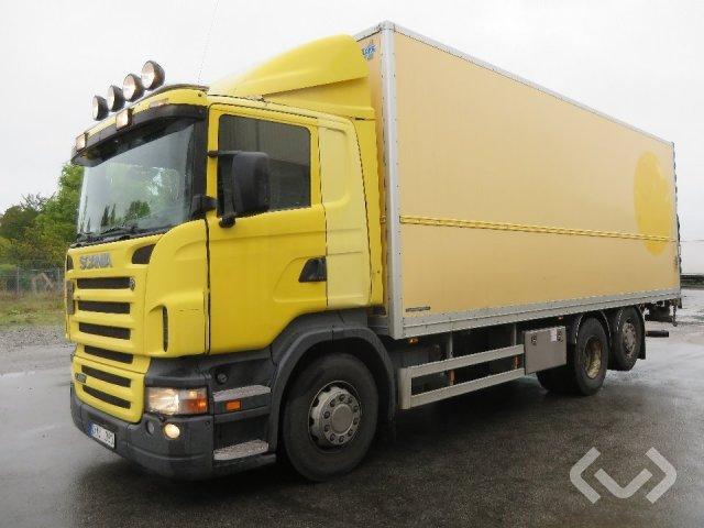Scania R420LB MNB (Export only) 6x2*4 Skåp (bg-lyft) - 06