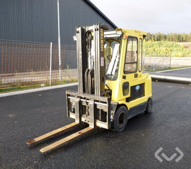Hyster J3,20XM truck (el) - 00