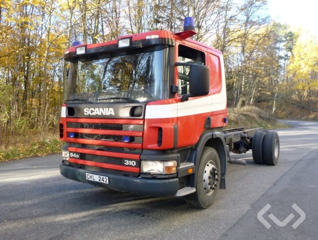 Scania P94DB NZ310 4x2 Chassi - 98
