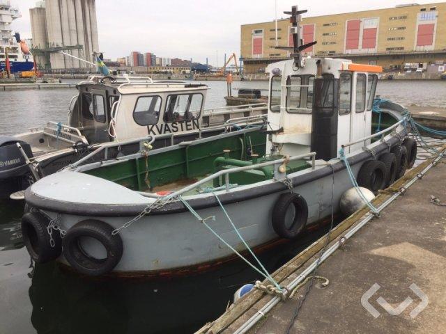 Walls SFB-7576 (RAN) Arbetsbåt / Bogserbåt - 82
