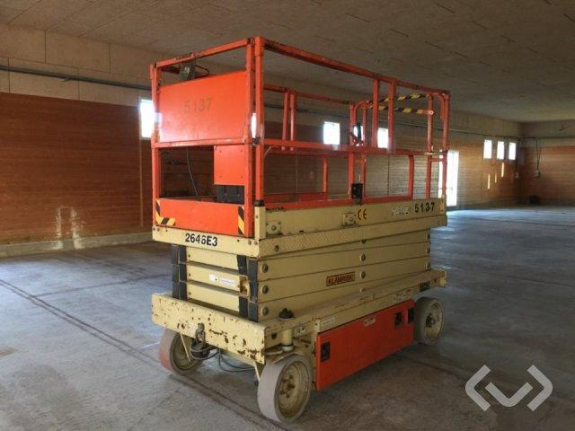 JLG 2646 E3 Saxlift (8 m) - 99