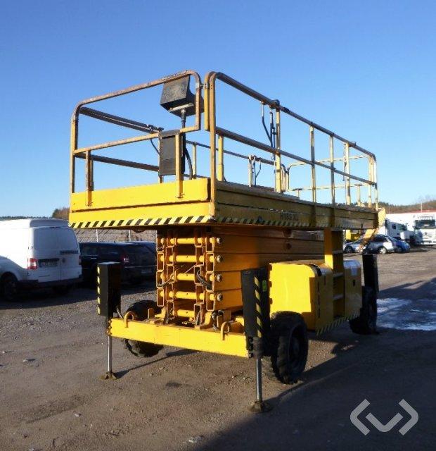 Haulotte H18S XL Saxlift (18 m) - 07