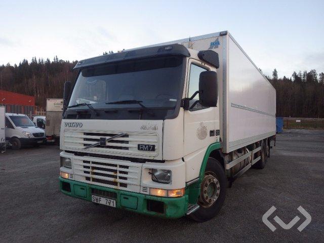 Volvo FM7 6x2 Skåp (kylaggregat+bg-lyft) - 01