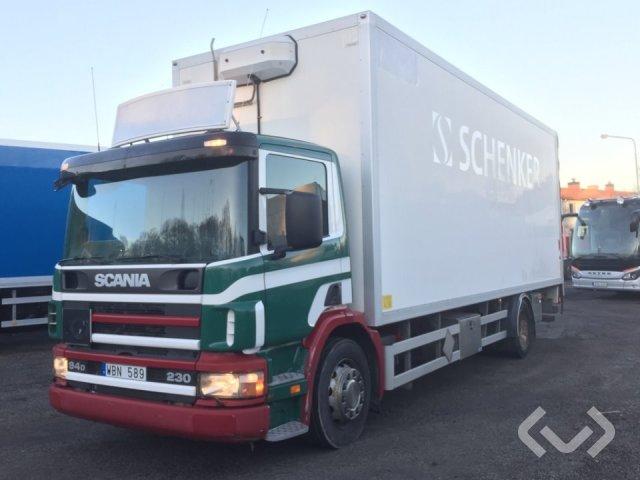 Scania P94DBNA230 4x2 Skåp (bg-lyft) - 04