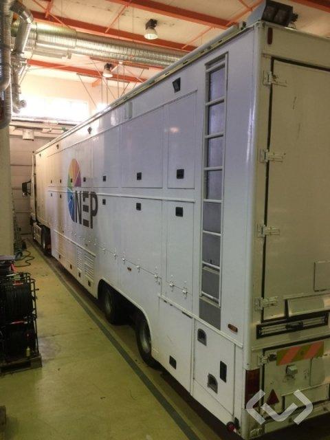 King 4TS 2-axlar Outside Broadcasting - trailer - 97