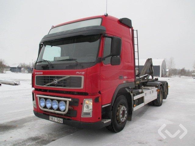 Volvo FM12 6x2 Lastväxlare - 03