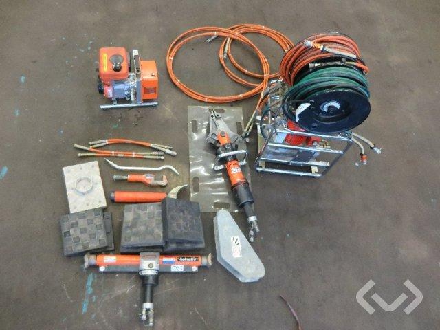 Holmatro Klippverktyg med tillbehör