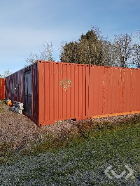 40 fots container/förråd